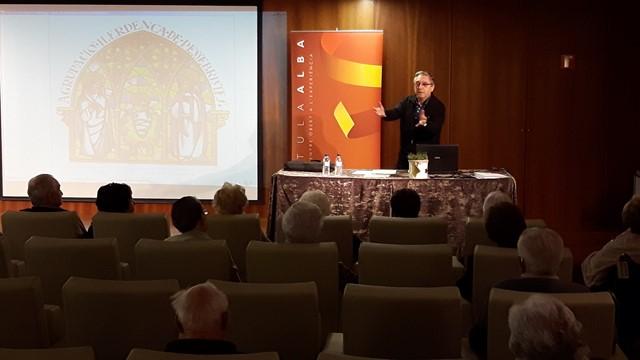 charla xerrada Jordi Curcó