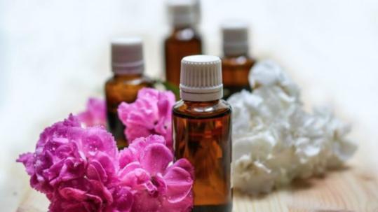 los aceites esenciales como método terapeutico