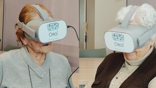 Novetat ulleres virtuals